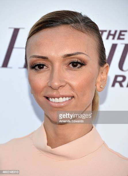 Entertainment reporter Giuliana Rancic arrives at The Hollywood Reporter's Women In Entertainment Breakfast at Milk Studios on December 10 2014 in...