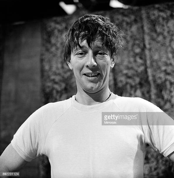 Entertainment Television Programmes 10 stone 5' 9' John Noakes today discovered how to become Henry VIII's double for the 'Blue Peter' programmes to...