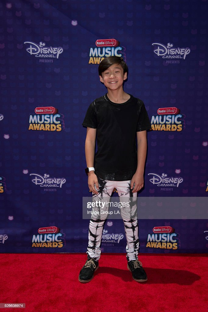 AWARDS - Entertainment's brightest young stars turned out for the 2016 Radio Disney Music Awards (RDMA), music's biggest event for families, at Microsoft Theater in Los Angeles on Saturday, April 30. 'Disney Channel Presents the 2016 Radio Disney Music Awards' airs Sunday, May 1 (7:00 p.m. EDT). FORREST