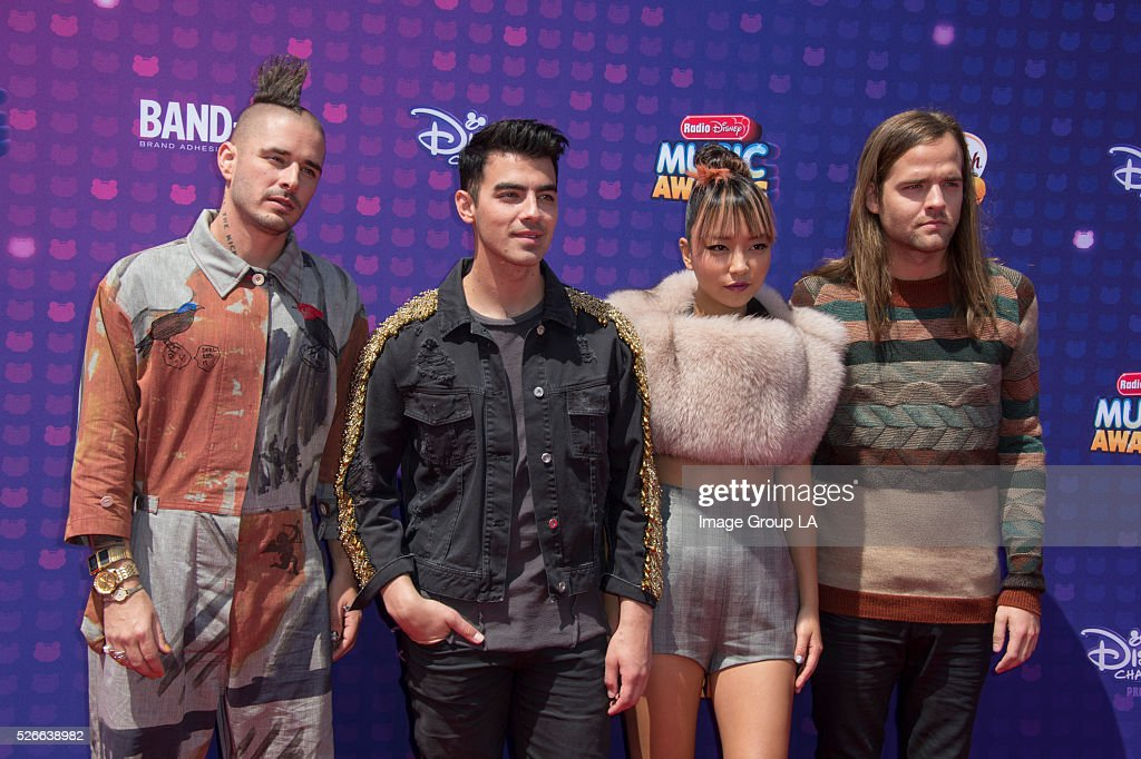 AWARDS - Entertainment's brightest young stars turned out for the 2016 Radio Disney Music Awards (RDMA), music's biggest event for families, at Microsoft Theater in Los Angeles on Saturday, April 30. 'Disney Channel Presents the 2016 Radio Disney Music Awards' airs Sunday, May 1 (7:00 p.m. EDT). DNCE
