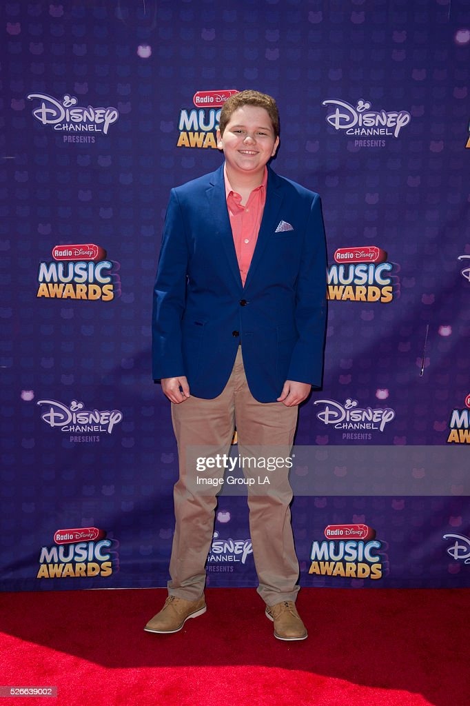AWARDS - Entertainment's brightest young stars turned out for the 2016 Radio Disney Music Awards (RDMA), music's biggest event for families, at Microsoft Theater in Los Angeles on Saturday, April 30. 'Disney Channel Presents the 2016 Radio Disney Music Awards' airs Sunday, May 1 (7:00 p.m. EDT). CADE