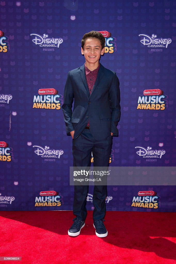 AWARDS - Entertainment's brightest young stars turned out for the 2016 Radio Disney Music Awards (RDMA), music's biggest event for families, at Microsoft Theater in Los Angeles on Saturday, April 30. 'Disney Channel Presents the 2016 Radio Disney Music Awards' airs Sunday, May 1 (7:00 p.m. EDT). TENZING