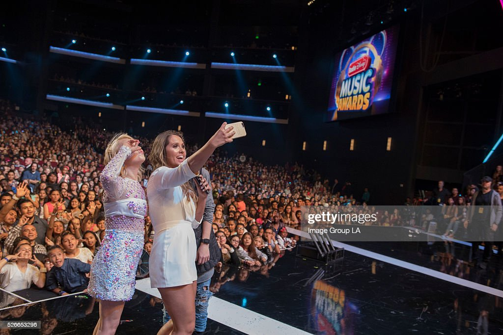 AWARDS - Entertainment's brightest young stars turned out for the 2016 Radio Disney Music Awards (RDMA), music's biggest event for families, at Microsoft Theater in Los Angeles on Saturday, April 30. 'Disney Channel Presents the 2016 Radio Disney Music Awards' airs Sunday, May 1 (7:00 p.m. EDT). BROOKE