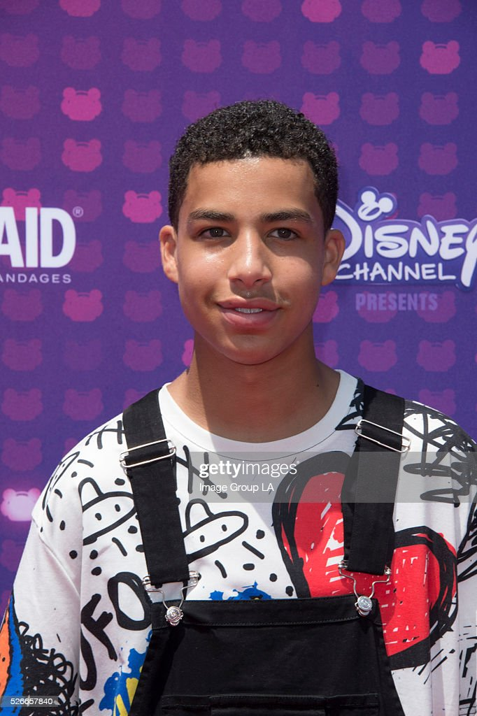 AWARDS - Entertainment's brightest young stars turned out for the 2016 Radio Disney Music Awards (RDMA), music's biggest event for families, at Microsoft Theater in Los Angeles on Saturday, April 30. 'Disney Channel Presents the 2016 Radio Disney Music Awards' airs Sunday, May 1 (7:00 p.m. EDT). MARCUS