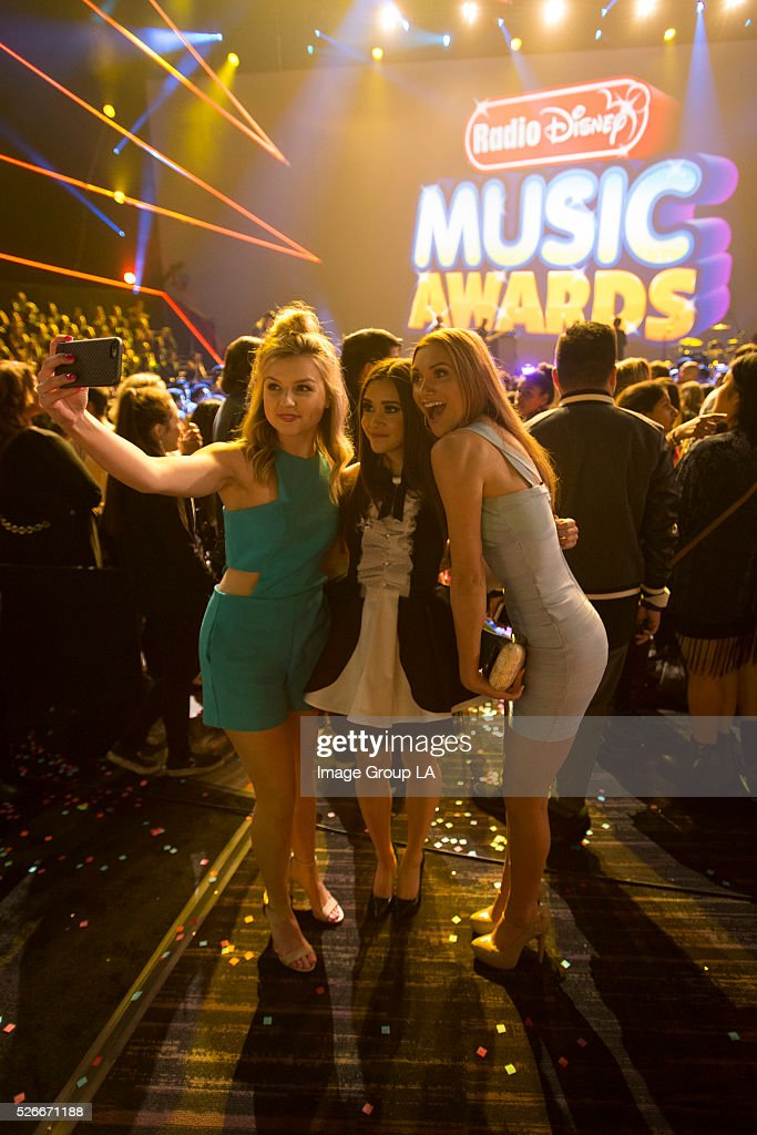 AWARDS - Entertainment's brightest young stars turned out for the 2016 Radio Disney Music Awards (RDMA), music's biggest event for families, at Microsoft Theater in Los Angeles on Saturday, April 30. 'Disney Channel Presents the 2016 Radio Disney Music Awards' airs Sunday, May 1 (7:00 p.m. EDT). MEGAN
