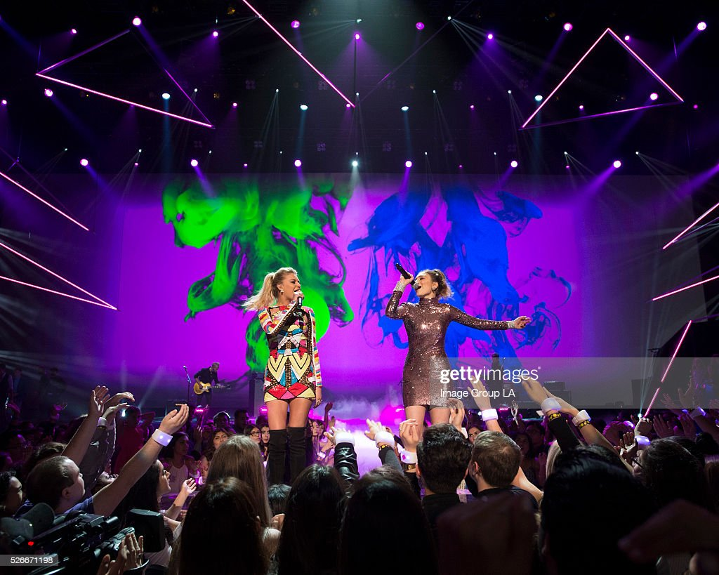 AWARDS - Entertainment's brightest young stars turned out for the 2016 Radio Disney Music Awards (RDMA), music's biggest event for families, at Microsoft Theater in Los Angeles on Saturday, April 30. 'Disney Channel Presents the 2016 Radio Disney Music Awards' airs Sunday, May 1 (7:00 p.m. EDT). KELSEA