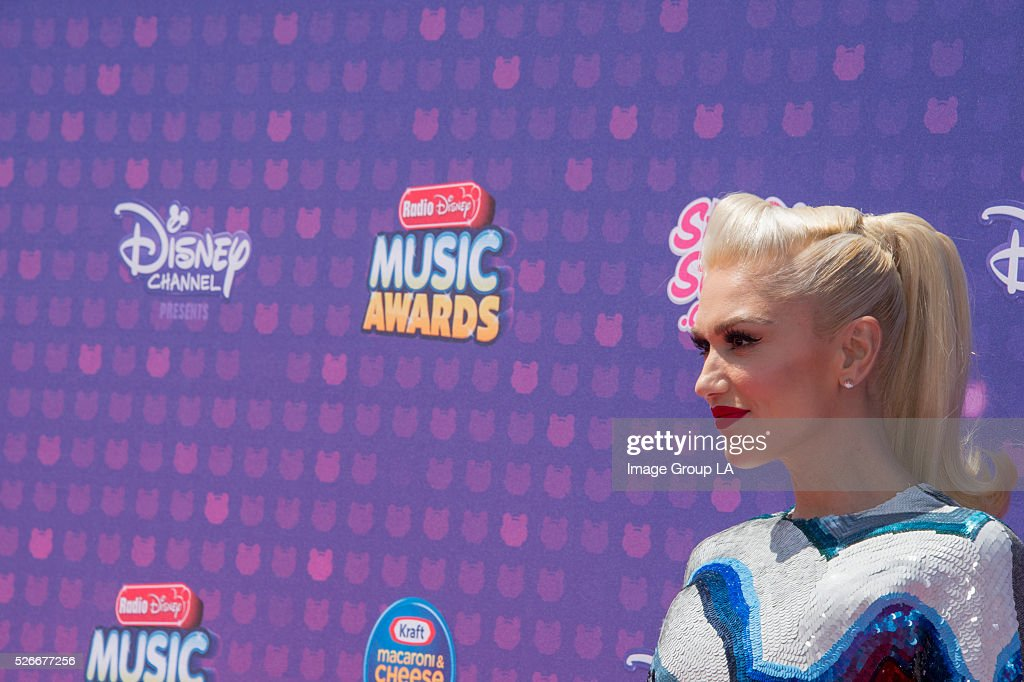 AWARDS - Entertainment's brightest young stars turned out for the 2016 Radio Disney Music Awards (RDMA), music's biggest event for families, at Microsoft Theater in Los Angeles on Saturday, April 30. 'Disney Channel Presents the 2016 Radio Disney Music Awards' airs Sunday, May 1 (7:00 p.m. EDT). GWEN