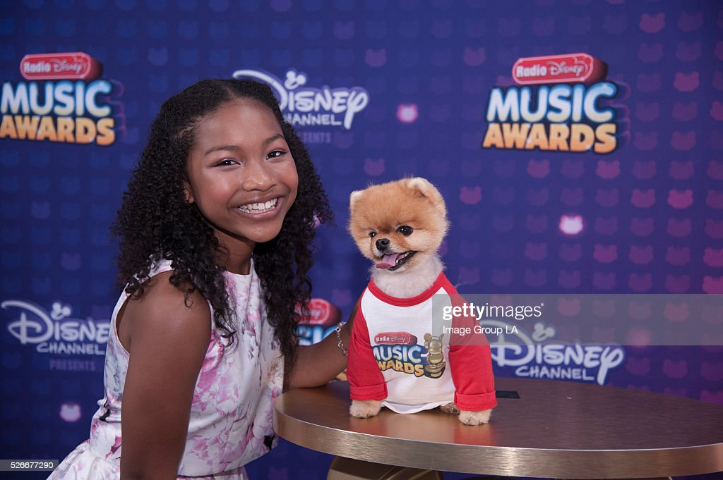 AWARDS - Entertainment's brightest young stars turned out for the 2016 Radio Disney Music Awards (RDMA), music's biggest event for families, at Microsoft Theater in Los Angeles on Saturday, April 30. 'Disney Channel Presents the 2016 Radio Disney Music Awards' airs Sunday, May 1 (7:00 p.m. EDT). LAYA