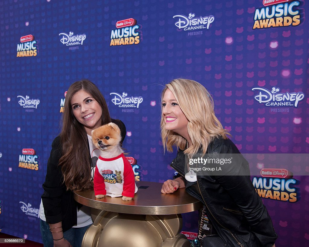 AWARDS - Entertainment's brightest young stars turned out for the 2016 Radio Disney Music Awards (RDMA), music's biggest event for families, at Microsoft Theater in Los Angeles on Saturday, April 30. 'Disney Channel Presents the 2016 Radio Disney Music Awards' airs Sunday, May 1 (7:00 p.m. EDT). JIFF