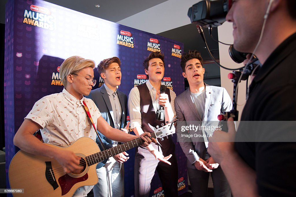 AWARDS - Entertainment's brightest young stars turned out for the 2016 Radio Disney Music Awards (RDMA), music's biggest event for families, at Microsoft Theater in Los Angeles on Saturday, April 30. 'Disney Channel Presents the 2016 Radio Disney Music Awards' airs Sunday, May 1 (7:00 p.m. EDT). FOREVER