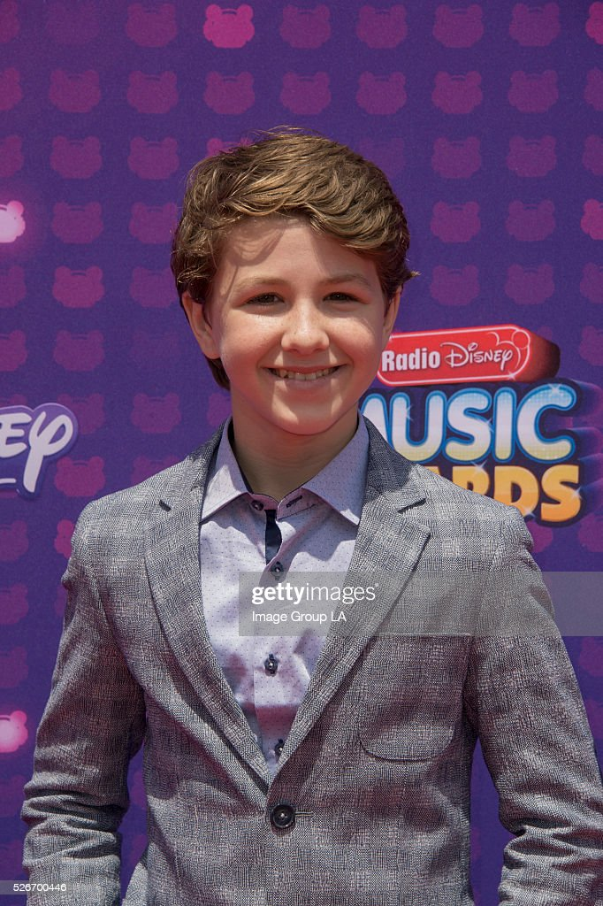 AWARDS - Entertainment's brightest young stars turned out for the 2016 Radio Disney Music Awards (RDMA), music's biggest event for families, at Microsoft Theater in Los Angeles on Saturday, April 30. 'Disney Channel Presents the 2016 Radio Disney Music Awards' airs Sunday, May 1 (7:00 p.m. EDT). ETHAN