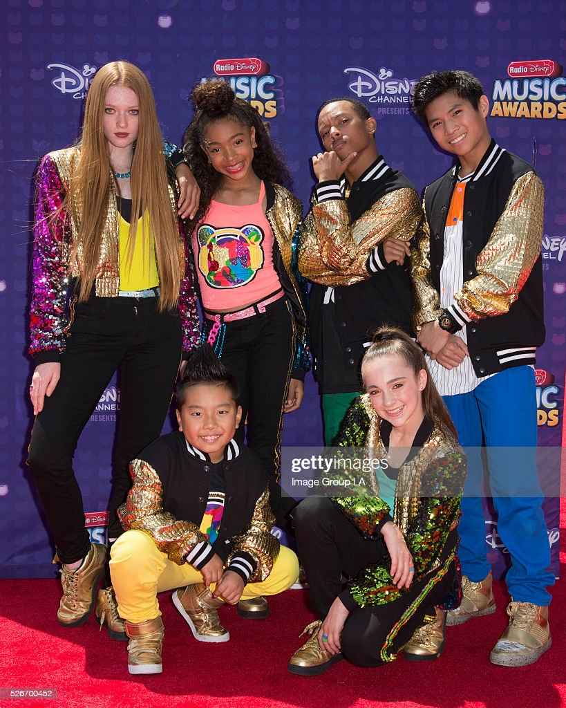 AWARDS - Entertainment's brightest young stars turned out for the 2016 Radio Disney Music Awards (RDMA), music's biggest event for families, at Microsoft Theater in Los Angeles on Saturday, April 30. 'Disney Channel Presents the 2016 Radio Disney Music Awards' airs Sunday, May 1 (7:00 p.m. EDT). HYPE