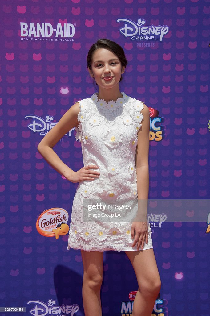 AWARDS - Entertainment's brightest young stars turned out for the 2016 Radio Disney Music Awards (RDMA), music's biggest event for families, at Microsoft Theater in Los Angeles on Saturday, April 30. 'Disney Channel Presents the 2016 Radio Disney Music Awards' airs Sunday, May 1 (7:00 p.m. EDT). OLIVIA