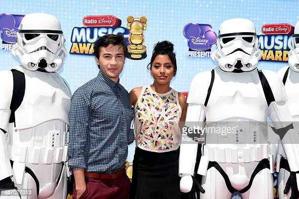 AWARDS Entertainment's brightest young stars turned out for the Radio Disney Music Awards a celebration of music's most popular artists among kids...