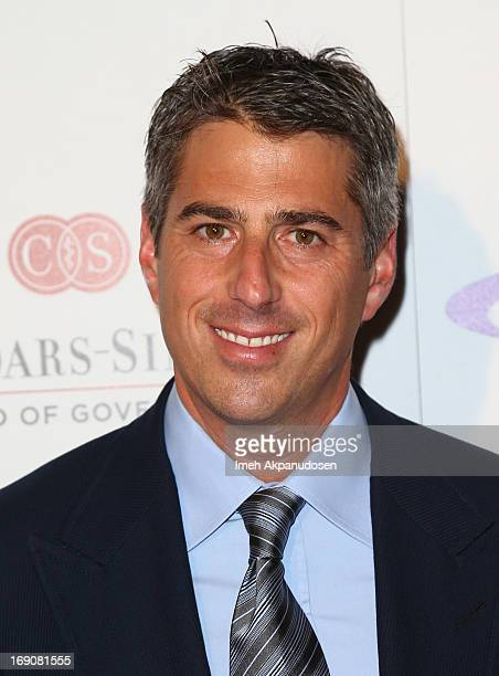 Entertainment/Sports Agent Executive Casey Wasserman and show presenter attends the 28th Anniversary Sports Spectacular Gala at the Hyatt Regency...
