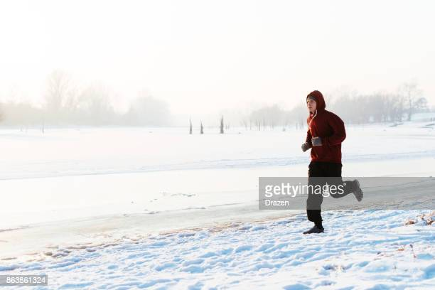 Enthusiasm for sport in winter time