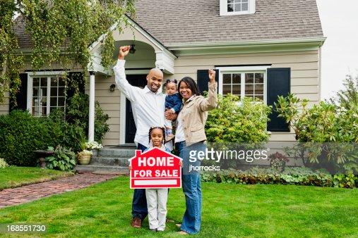 熱心な家族と家庭の販売