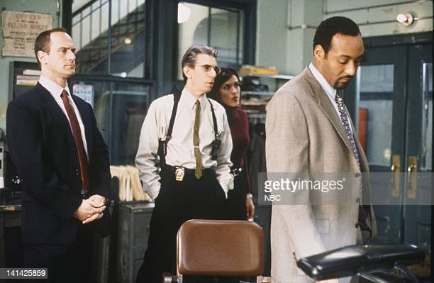 UNIT 'Entitled' Episode 15 Air Date Pictured Christopher Meloni as Detective Elliot Stabler Richard Belzer as Detective John Munch Jesse L Martin as...