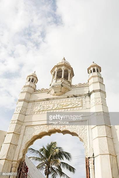 Entrance haji ali dargah