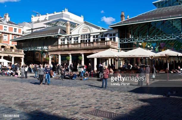 Entrance to Covent Garden Market.
