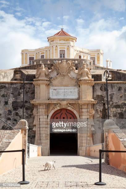Entrance to Elvas castle