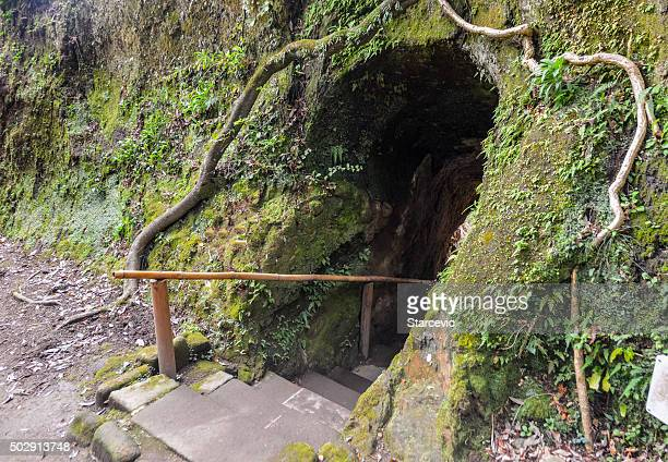 Entrance to Hobbit Cave