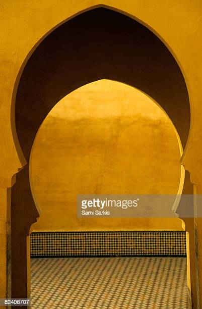 Entrance to Moulay Ismail Mausoleum