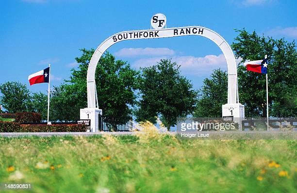 Southfork Ranch Stock Photos And Pictures Getty Images