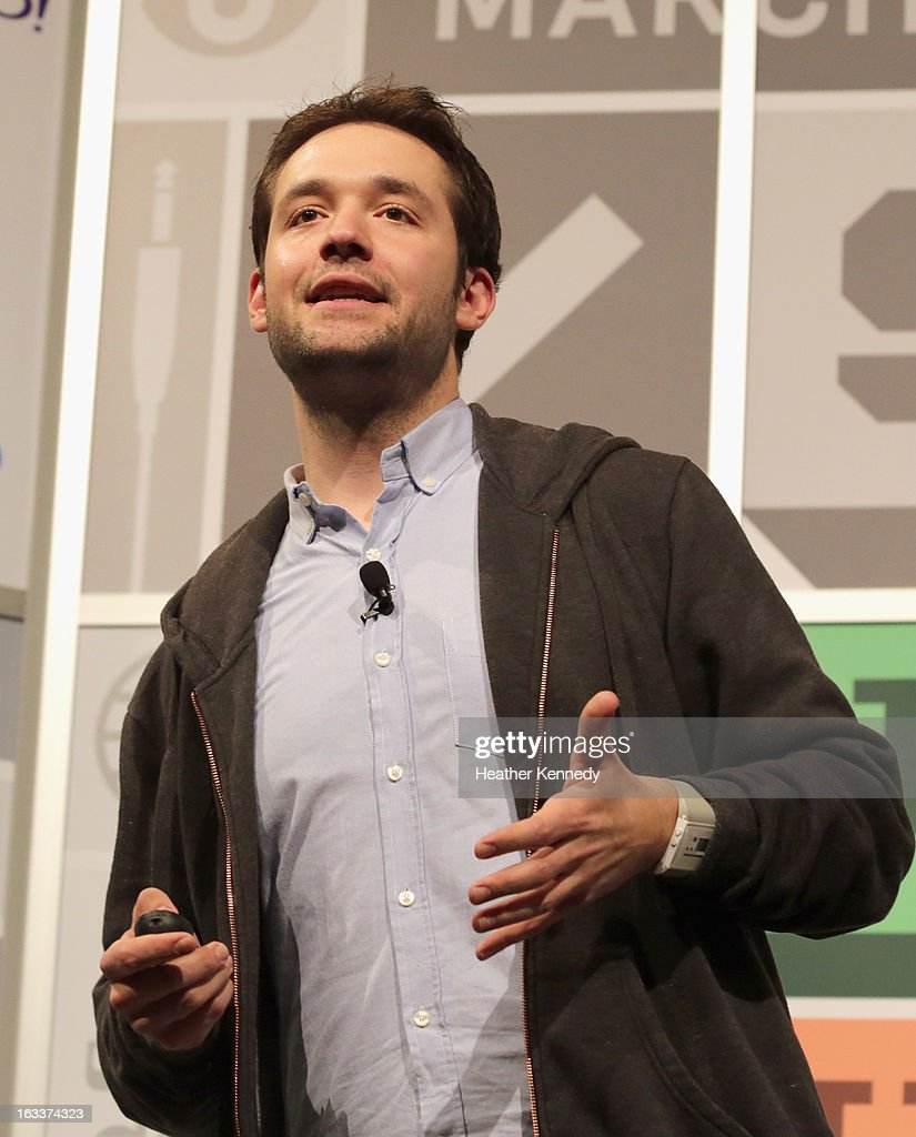 Entrepreneur Alexis Ohanian speaks at the Tales of US Entrepreneurship Beyond Silicon Valley panel during the 2013 SXSW Music, Film + Interactive Festival at Austin Convention Center on March 8, 2013 in Austin, Texas.
