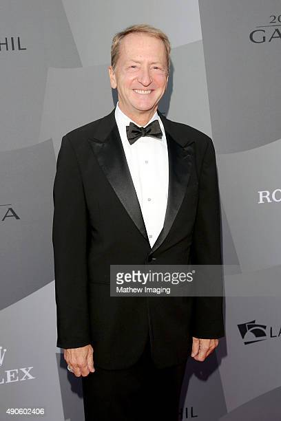 Entrepreneur David Bohnett attends Los Angeles Philharmonic's Walt Disney Concert Hall Opening Night Gala at Walt Disney Concert Hall on September 29...