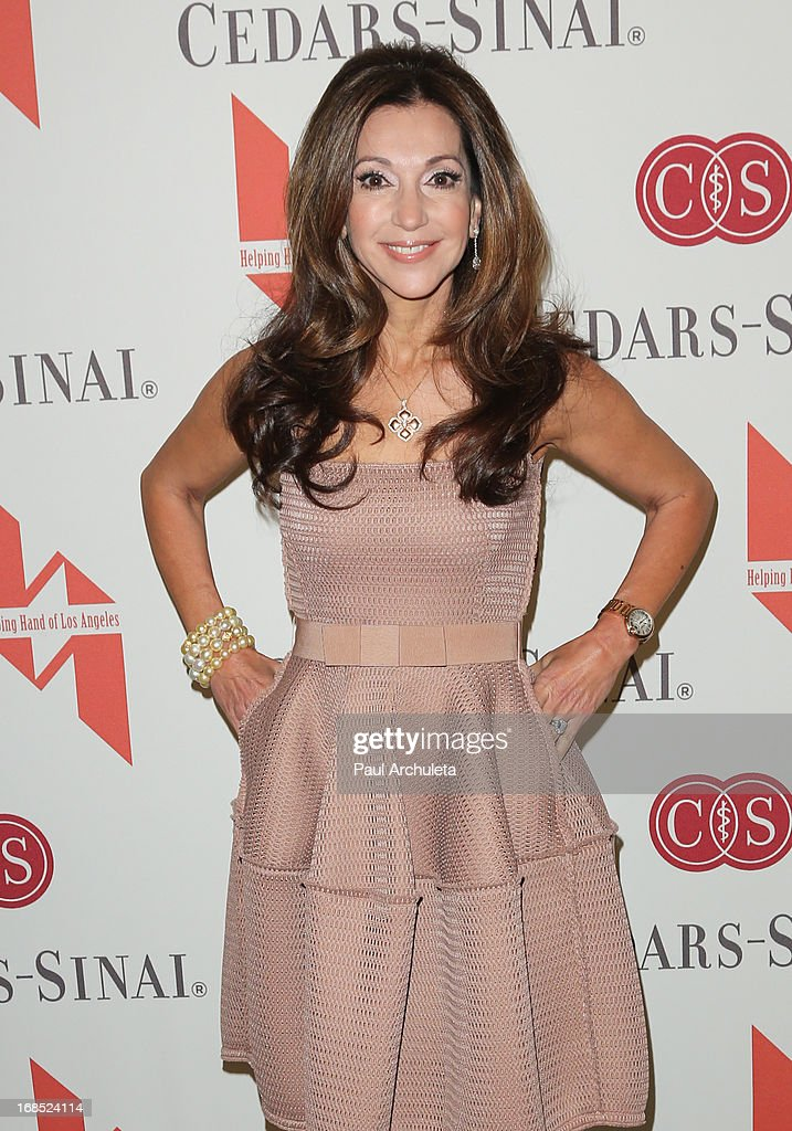 Entrepreneur / Philanthropist Lea Porter attends the Helping Hand of Los Angeles' 84th annual Mother's Day luncheon at the Beverly Hills Hotel on May 10, 2013 in Beverly Hills, California.