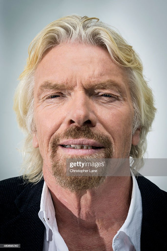 Entrepreneur <a gi-track='captionPersonalityLinkClicked' href=/galleries/search?phrase=Richard+Branson&family=editorial&specificpeople=220198 ng-click='$event.stopPropagation()'>Richard Branson</a> is photographed for Contently Magazine on September 9, 2014 in New York City.