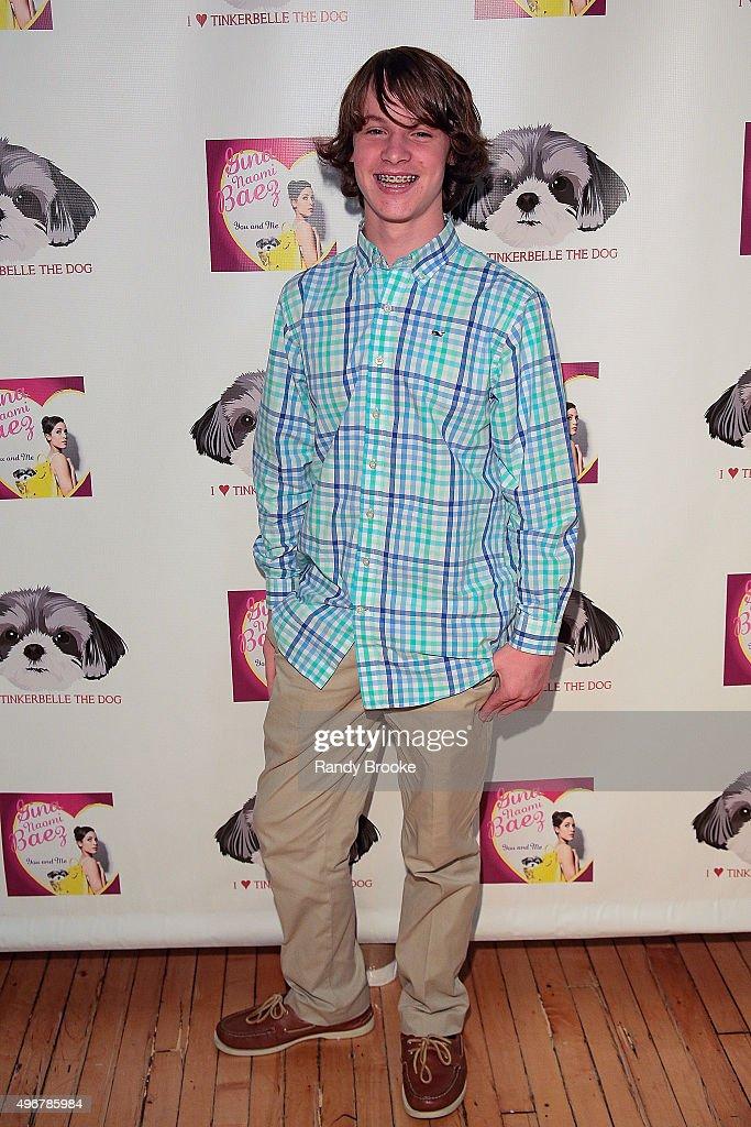 Entrepreneur Ryan Kelly (Shark Tank) poses during the Andi Dorfman Celebrates Tinkerbelle The Dog's Birthday at Inglot Cosmetics on November 11, 2015 in New York City.