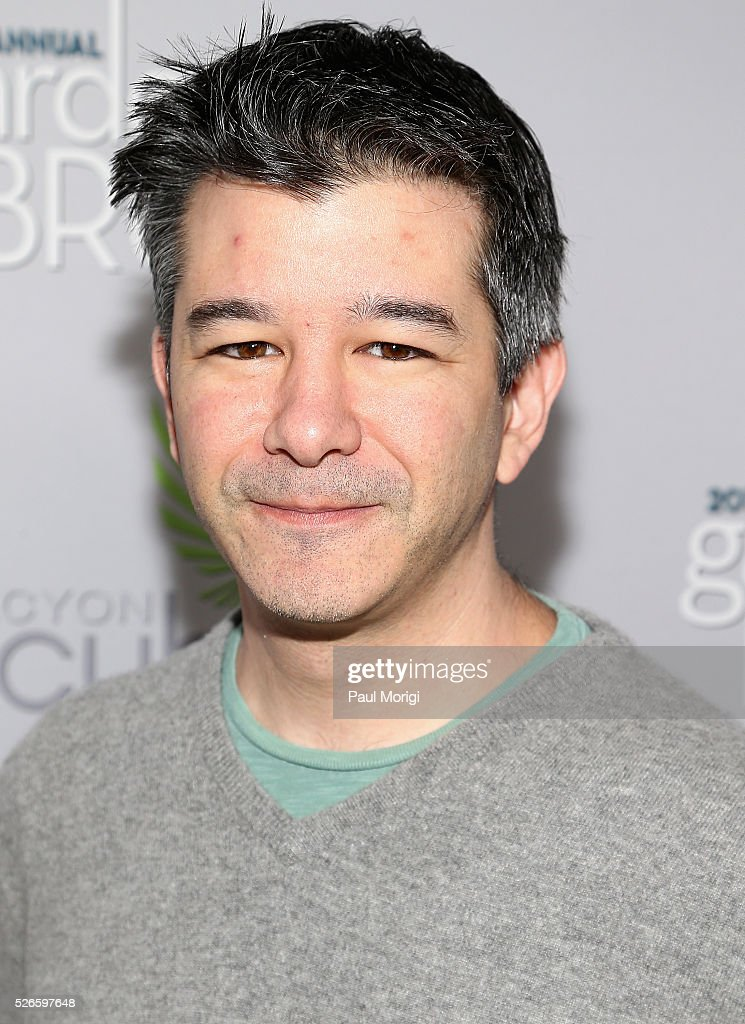 Entrepreneur Travis Kalanick attends the Garden Brunch prior to the 102nd White House Correspondents' Association Dinner at the Beall-Washington House on April 30, 2016 in Washington, DC.