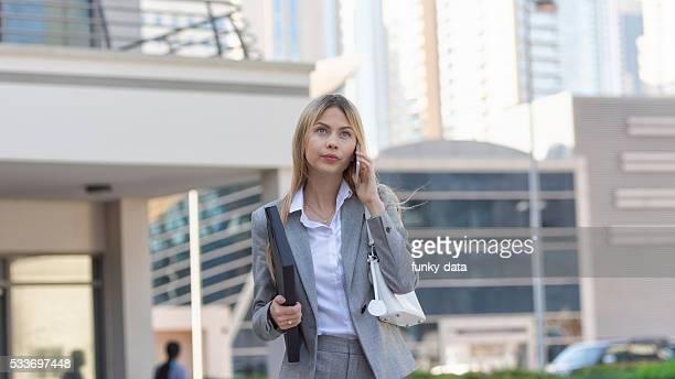Entrepreneur femme à Dubaï