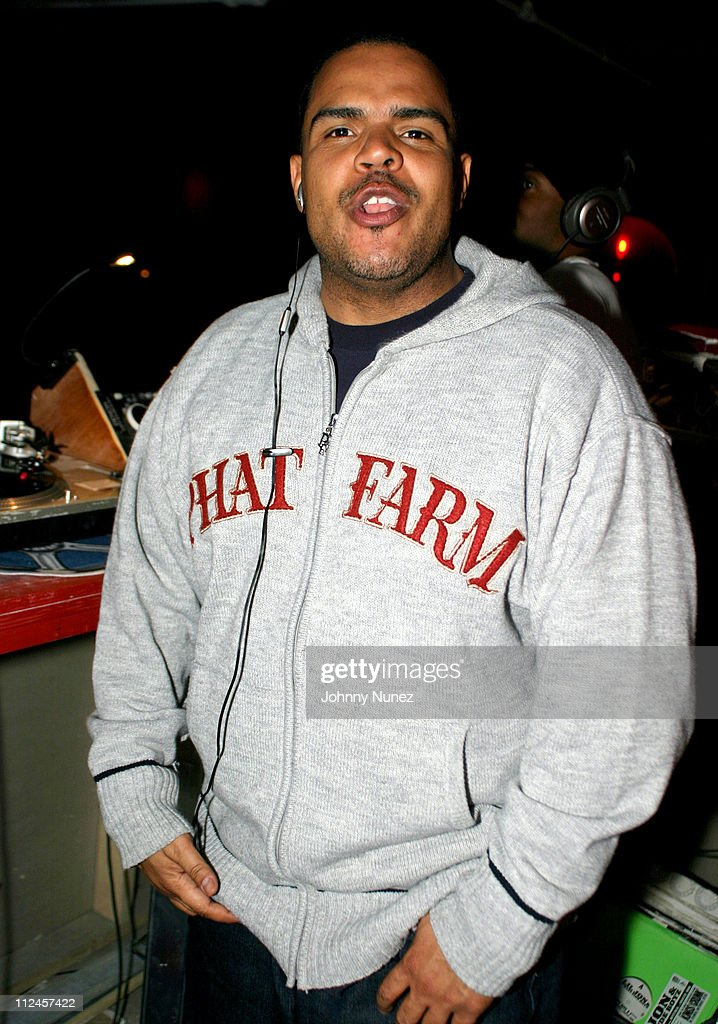 DJ Enuff during Cassidy's 'Split Personality' Album Release Party at Social Club in New York City New York United States