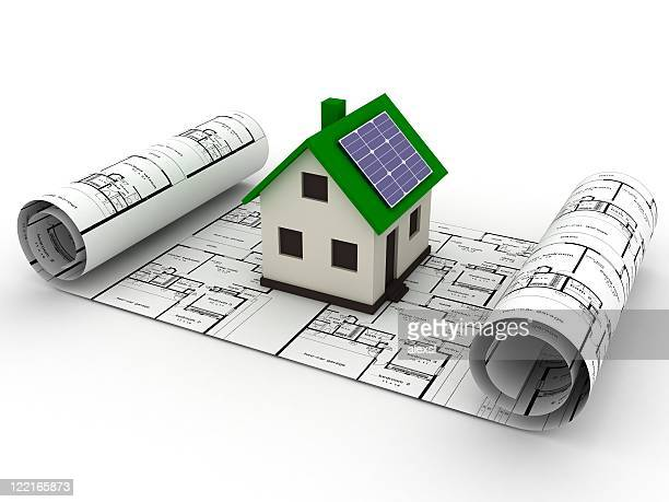 Environment smart house planning