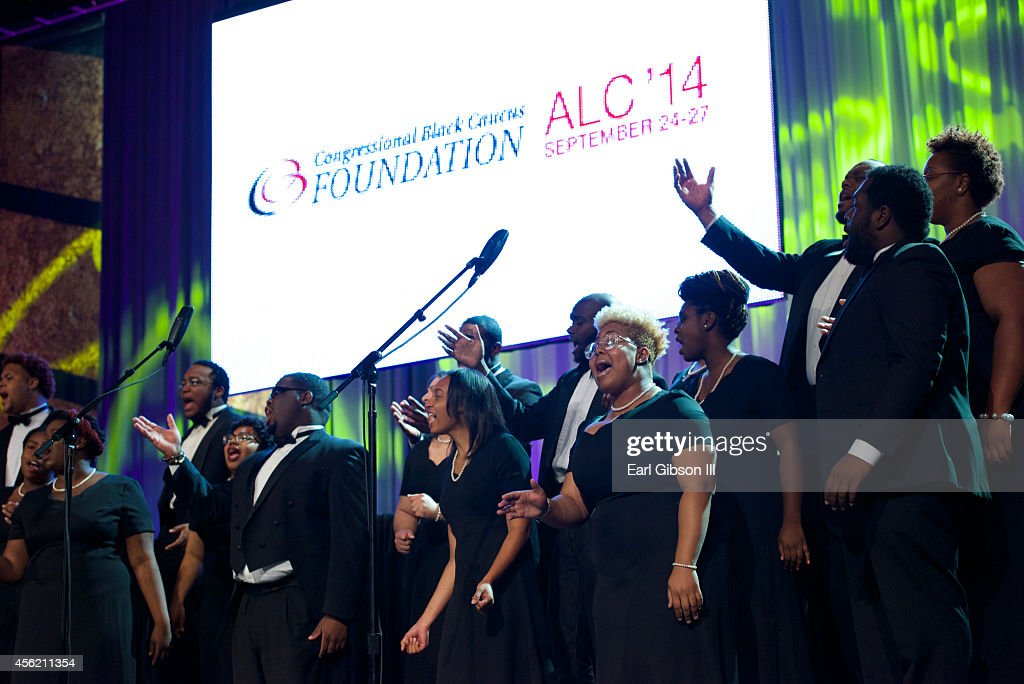 Environmental Photos of the Prayer Breakfast for the Congressional Black Caucus Foundation's 44th Annual Legislative Conference at Walter E...