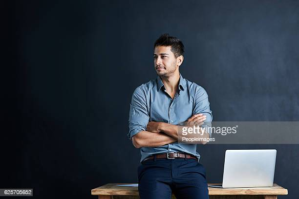 Envisioning how to start his next big success story