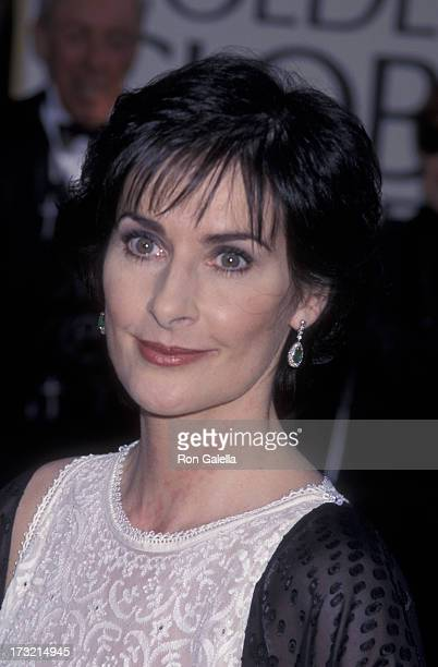 Enya attends 59th Annual Golden Globe Awards on January 20 2002 at the Beverly Hilton Hotel in Beverly Hills California