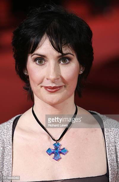 Enya during World Music Awards 2006 Outside Arrivals at Earls Court in London Great Britain
