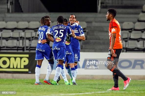SC Bastia v FC Lorient - Ligue 1 : News Photo