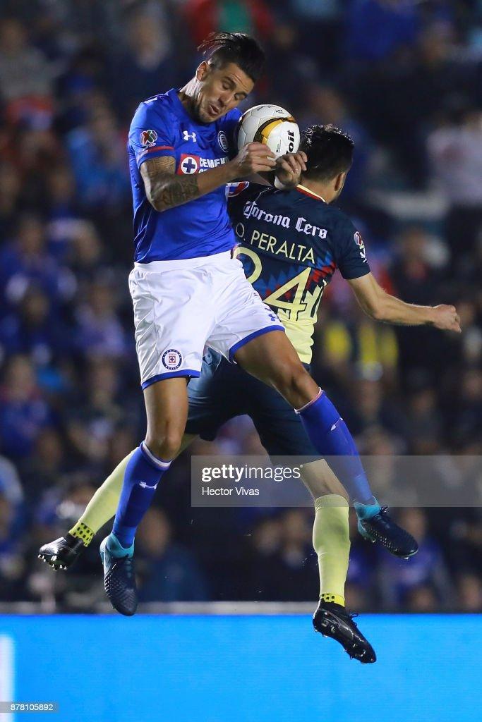 Cruz Azul v America - Playoffs Torneo Apertura 2017 Liga MX