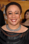 S Epatha Merkerson 10618_sg0893JPG during TNT Broadcasts 12th Annual Screen Actors Guild Awards Arrivals at Shrine Expo Hall in Los Angeles...