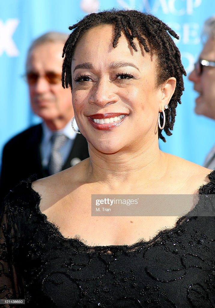 S Epatha Merkerson during 38th Annual NAACP Image Awards Arrivals at Shrine Auditorium in Los Angeles California United States