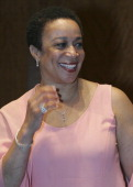 S Epatha Merkerson during 'Designing Hollywood' A Benefit for New York Women in Film Television at Sotheby's in New York New York United States