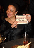 S Epatha Merkerson during HBO 2006 Golden Globes After Party Inside at Aqua Star Pool at the Beverly Hilton Hotel in Beverly Hills California United...