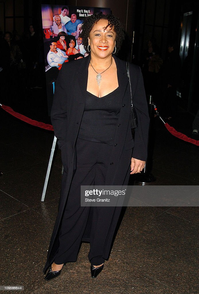 S Epatha Merkerson during 'Lackawanna Blues' Los Angeles Premiere Arrivals at Director's Guild of America in Los Angeles California United States