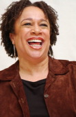 S Epatha Merkerson during 'Lackawanna Blues' Press Conference with Macy Gray S Epatha Merkerson and George C Wolfe at Four Seasons Hotel in Beverly...