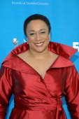 S Epatha Merkerson during The 37th Annual NAACP Image Awards Red Carpet at Shrine Auditorium in Los Angeles California United States